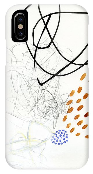 Drawing iPhone Case - 85/100 by Jane Davies