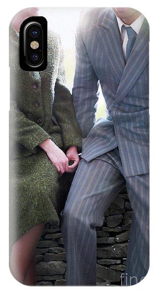 1940s Couple IPhone Case