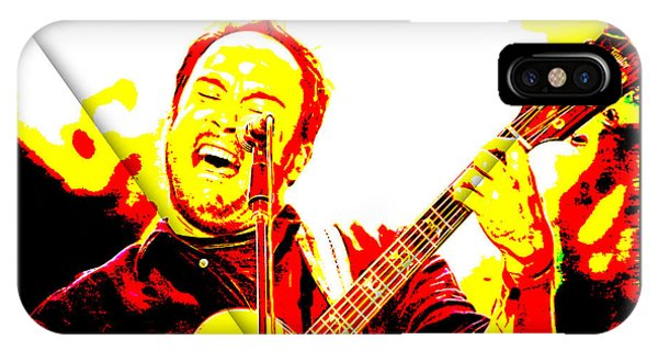 Dave Matthews Collection IPhone Case