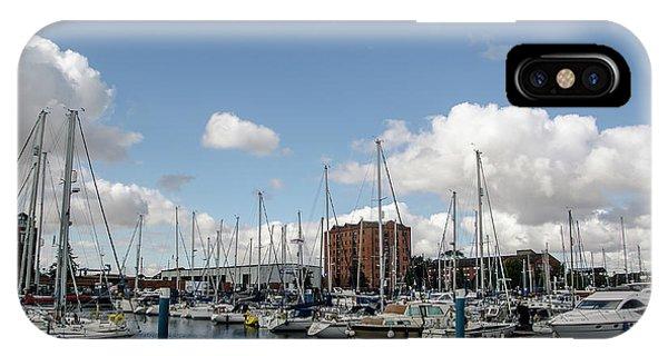 Hull IPhone Case