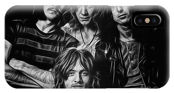 Led Zeppelin Collection IPhone Case