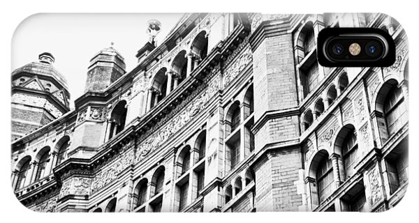 London Building IPhone Case