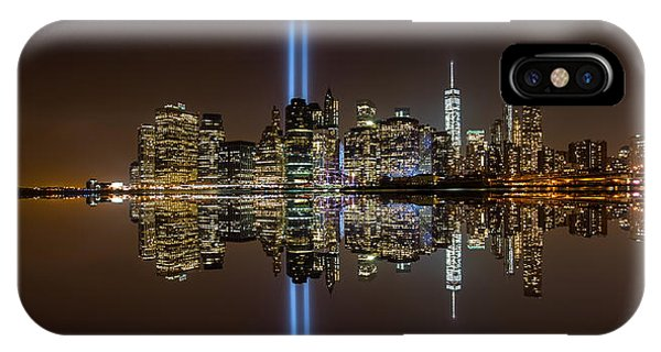 911 Reflection IPhone Case