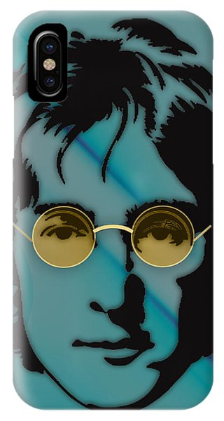 John Lennon Collection IPhone Case