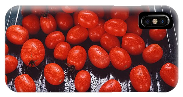 A Bag Of Tomatoes IPhone Case