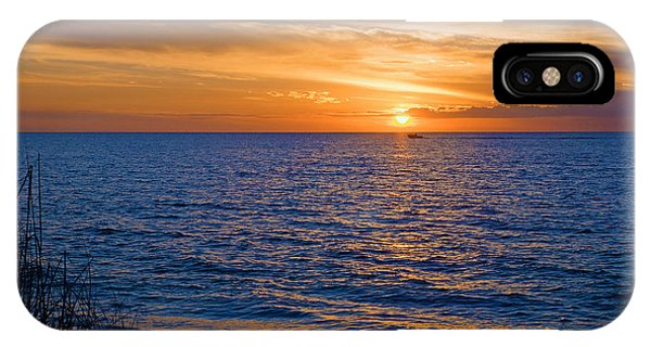 A Beautiful Sunset In Naples, Fl IPhone Case