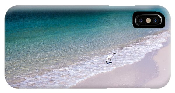 A Bird In Paradise IPhone Case