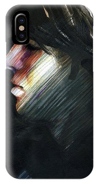 A Boy Named Rainbow IPhone Case