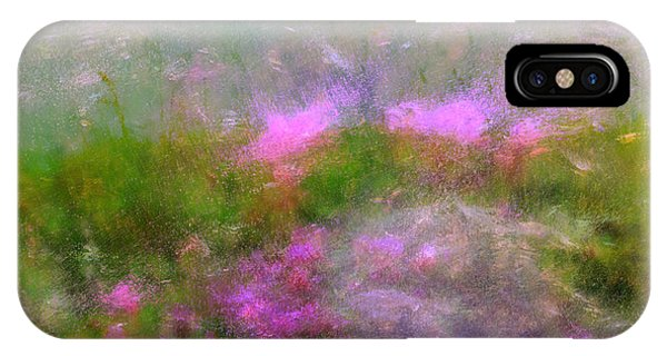 A Breeze In Monet's Garden IPhone Case