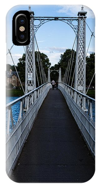 A Bridge For Walking IPhone Case