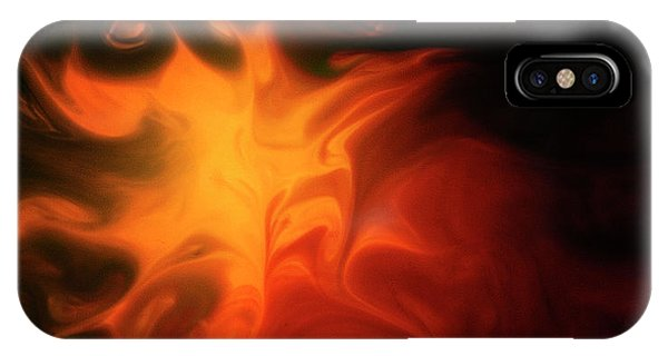 A Burning Passion IPhone Case
