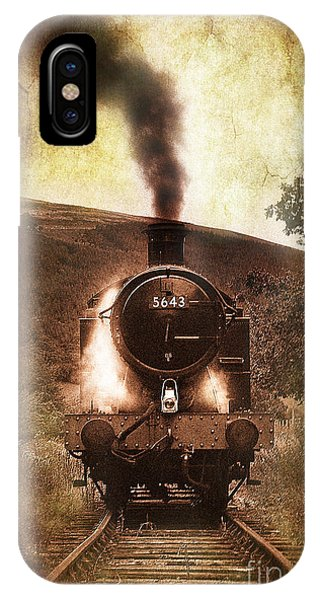 A Bygone Era IPhone Case