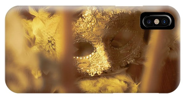 Evening iPhone Case - A Cabaret Mystery by Jorgo Photography - Wall Art Gallery