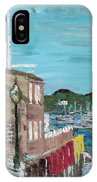 A Cape Cod Dream IPhone Case