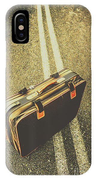 Departure iPhone Case - A Case For Adventure by Jorgo Photography - Wall Art Gallery