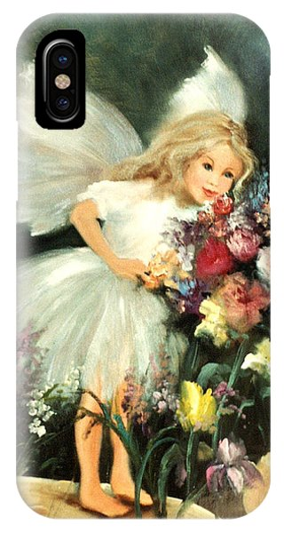 A Childs Dream Phone Case by Sally Seago