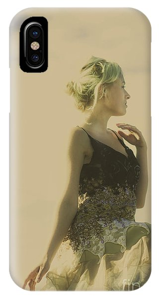 Luxury iPhone Case - A Classical Beauty Portrait by Jorgo Photography - Wall Art Gallery