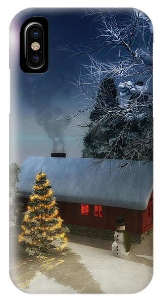 A Cold Winter IPhone Case