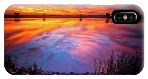 A Colorado Birthday Sunrise IPhone Case