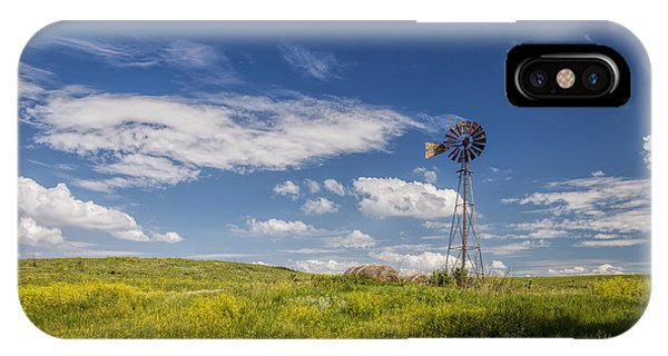 A Country Afternoon IPhone Case