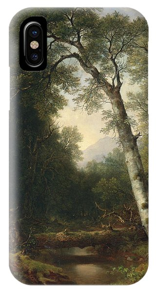 A Creek In The Woods IPhone Case