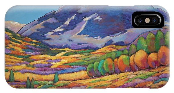 Colorful iPhone Case - A Day In The Aspens by Johnathan Harris
