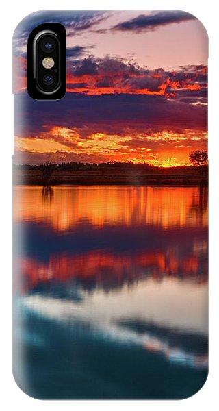 A Denver Dawn IPhone Case