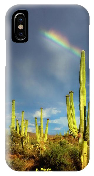 A Divine Touch IPhone Case