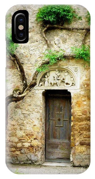 A Door In The Cloister IPhone Case