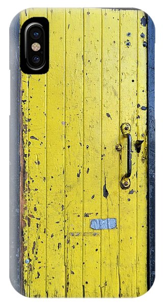 A Door Within A Door IPhone Case