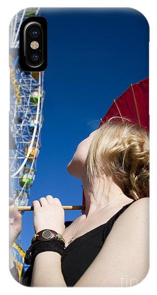 Funfair iPhone Case - A Fair Affair by Jorgo Photography - Wall Art Gallery