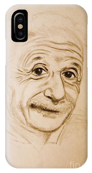 A Familiar Face IPhone Case