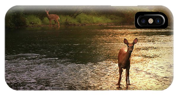 Dusk iPhone Case - A Fleeting Moment by Rob Blair