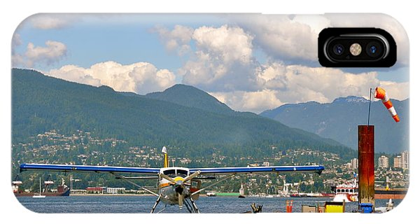 A Float Plane IPhone Case