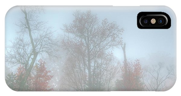 A Foggy Morning IPhone Case