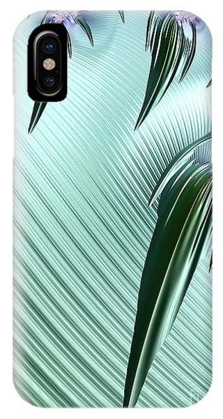 A Fractal Unlilke Any Others IPhone Case