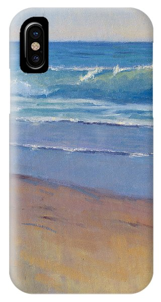 Gentle Wave / Crystal Cove IPhone Case