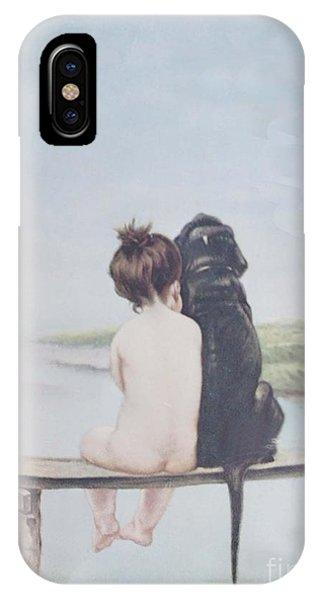 Bathing Beauties By Bruno Piglhein IPhone Case