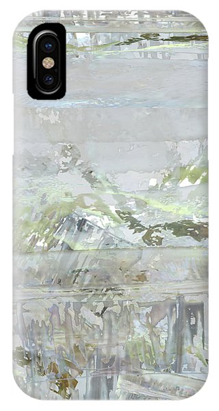 A Glass Half Full IPhone Case