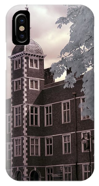 A Glimpse Of Charlton House, London IPhone Case