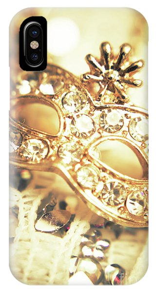 Pendant iPhone Case - A Golden Occasion by Jorgo Photography - Wall Art Gallery