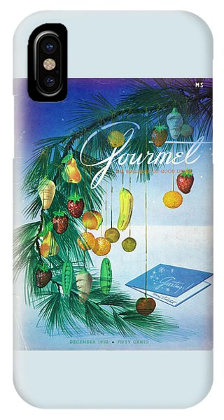 A Gourmet Cover Of Marzipan Fruit IPhone Case