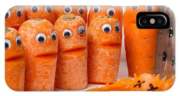 A Grate Carrot 2. IPhone Case
