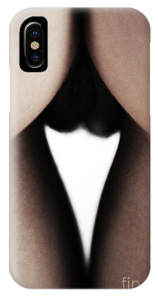 A Haunted Passage IPhone Case