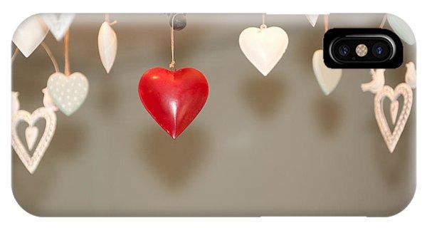A Heart Among Hearts I IPhone Case