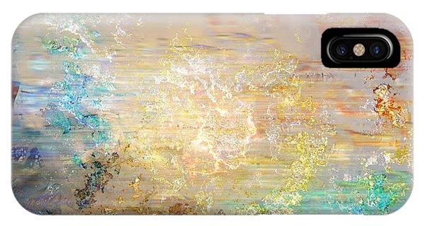 A Heart So Big - Custom Version 4 - Abstract Art IPhone Case