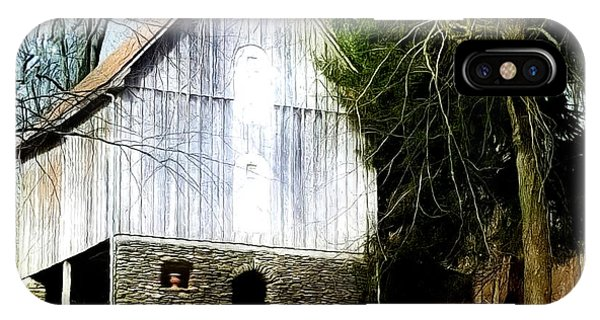 A Hidden Barn In West Chester, Pa IPhone Case
