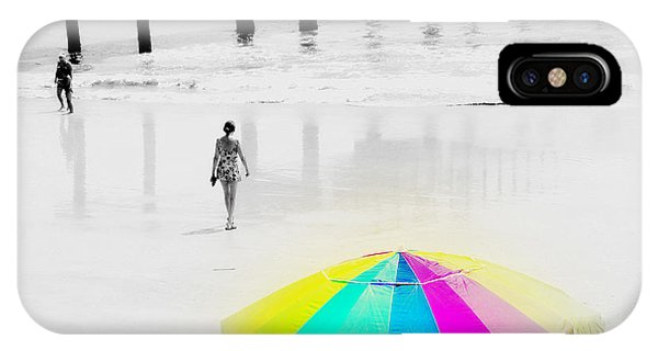 A Hot Summer Day IPhone Case