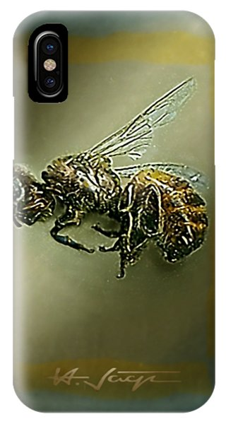 A Humble Bee Remembered IPhone Case