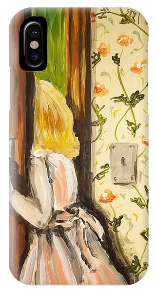 A Journey Begins IPhone Case